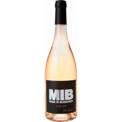 MIB : Made in Burgundy  RoséPaul Aegerter 2018