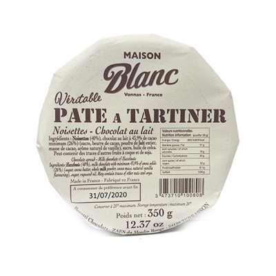 Véritable Pâte à Tartiner Noisettes-chocolat au lait