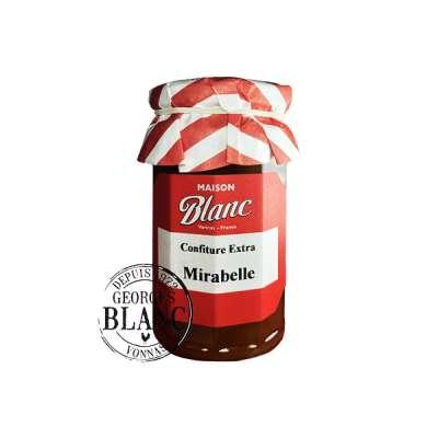 Confiture de Mirabelle  Georges Blanc – Boutique gourmande Recette traditionnelle  Vonnas