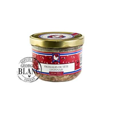Fromages de Tête Lyonnais Boutique Gourmande Georges Blanc Recette traditionnelle Lyon Vonnas