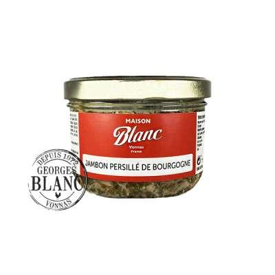 Jambon Persillé de Bourgogne 350g Boutique Gourmande Georges Blanc Recette traditionnelle LYON VONNAS Charcuterie