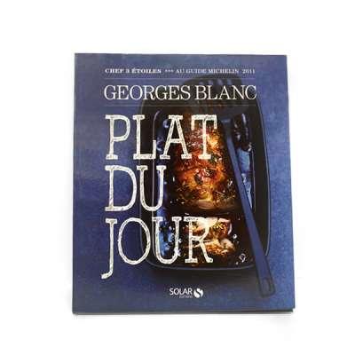 Livre Plat du Jour Georges Blanc