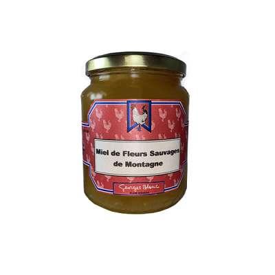 Miel de Fleurs Sauvages de Montagne