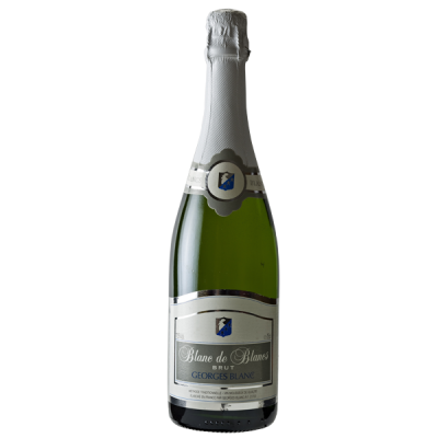 "Mousseux Brut ""Blanc de Blancs"" Méthode Traditionnelle"
