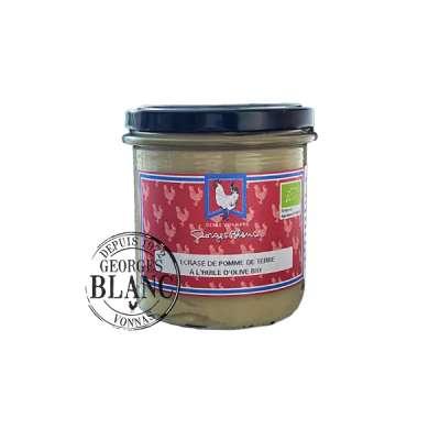 Ecrasé de pomme de terre à l'huile d'olive BIO