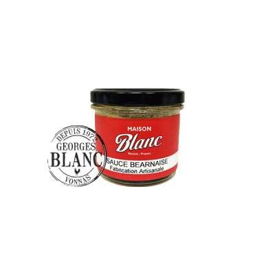 Sauce béarnaise Boutique Gourmande Georges Blanc - Recette traditionnelle - Lyon Vonnas