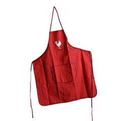 Tablier Georges Blanc -Recette Georges Blanc - Coq - Boutique gourmande