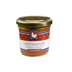 "Anchoïade ""spécial apéritif"""