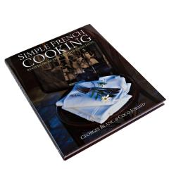 Simple French Cooking - Georges Blanc – Boutique gourmande Livre recette en anglais chef étoilé Découverte Cuisine Fait maison Traditionnelle. Recette Poularde