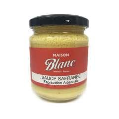Sauce Safranée Fabrication Artisanale