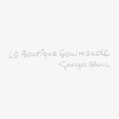 Echarpe rouge Georges Blanc d'André-Claude Canova